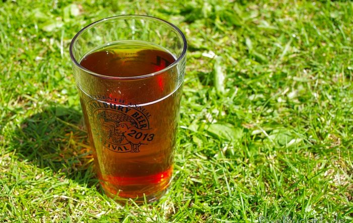 Real Ale at Charlbury Beer Festival